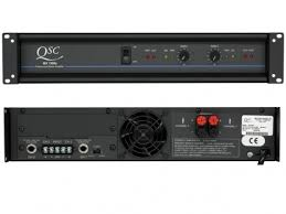 Rent Amplifier Toronto QSC MX1500a