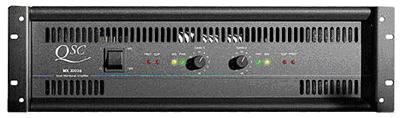 Rent Sub Amplifier Toronto - QSC Mx3000a