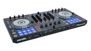 Rent DJ Mixer Toronto - Pioneer DDJ-SZ