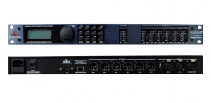 Pro Audio Rental Toronto - DBX Driverack 260