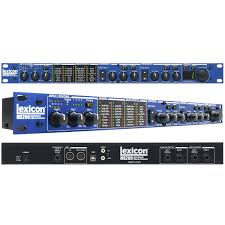 Rent Audio Effects Processor - Lexicon MX200