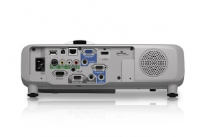Projector Rental Toronto - Epson Short Throw Projector EX535W Back