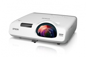 Projector Rental Toronto - Epson Short Throw Projector EX535W Front