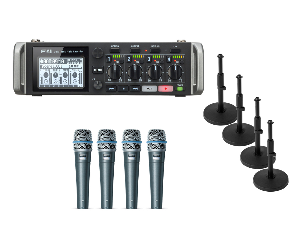 Rent Courtroom Conference Recording Package