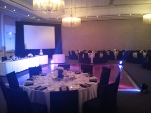 Projection Screen Rental Toronto
