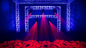 Rent DJ Lighting Toronto - Chauvet Intimidator Spot 375z
