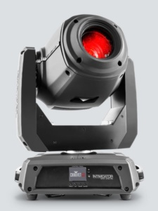 Rent DJ Lighting Toronto - Chauvet Intimidator Spot 375z Front